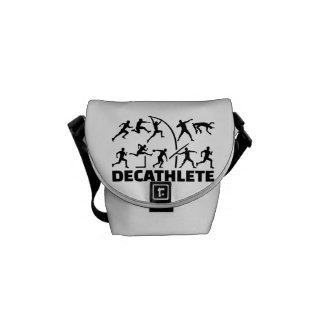 Decathlete Courier Bag