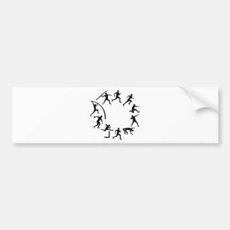 Decathlon Bumper Sticker
