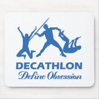 decathlon design mouse pad