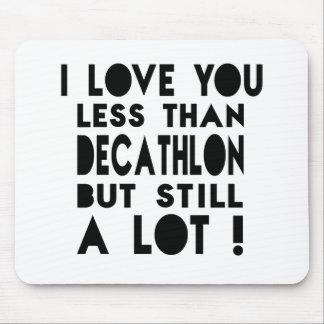 Decathlon Designs Mouse Pad