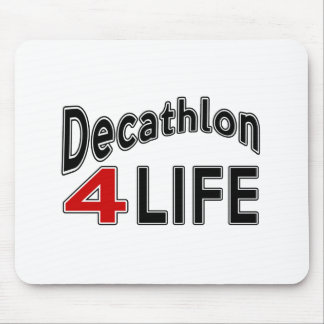 Decathlon For Life Mouse Pad