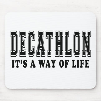 Decathlon It's way of life Mouse Pad