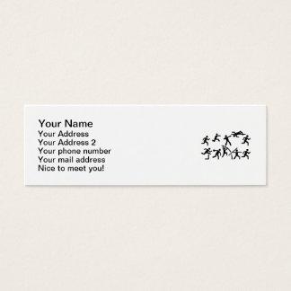 Decathlon Mini Business Card