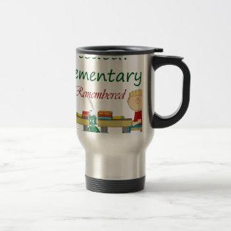 Decatur Elementary Remembered Travel Mug