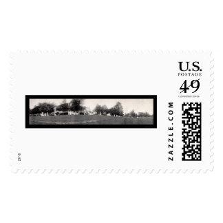 Decatur Golf & Tennis Photo 1919 Stamps