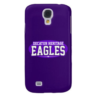 Decatur Heritage Christian Academy; Eagles Samsung Galaxy S4 Cover