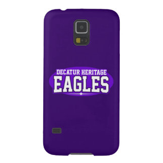 Decatur Heritage Christian Academy; Eagles Galaxy S5 Covers