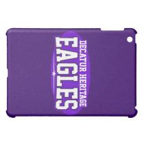 Decatur Heritage Christian Academy; Eagles iPad Mini Cover