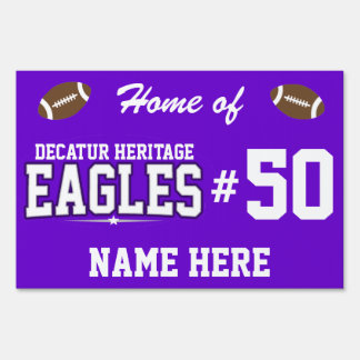 Decatur Heritage Christian Academy; Eagles Sign