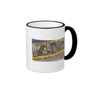 Decatur, Illinois (Soy Bean Capital) Mug