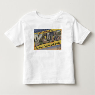 Decatur, Illinois (Soy Bean Capital) Tees