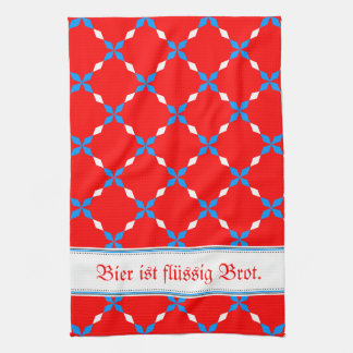 Decay Bavaria graph IC Kitchen Towel