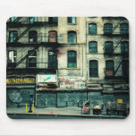 Decay on Canal Street, Chinatown Mousepads