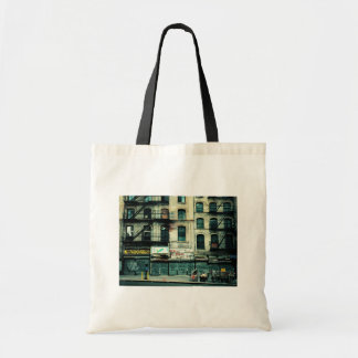 Decay on Canal Street, Chinatown Tote Bag