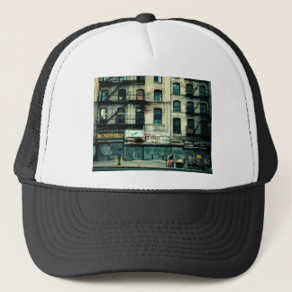 Decay on Canal Street, Chinatown Trucker Hat