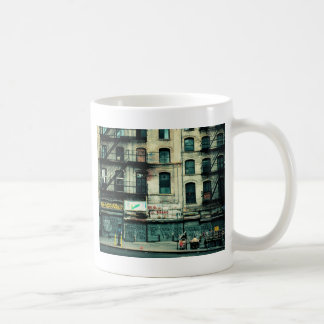 Decay on the Bowery Coffee Mug
