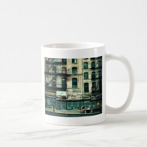 Decay on the Bowery Coffee Mug