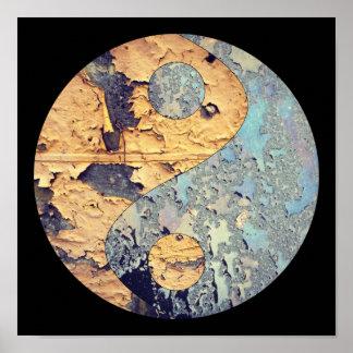 Decay Yin Yang Poster