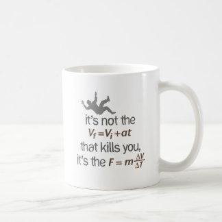 deceleration coffee mug