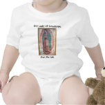 December 12   Our Lady of Guadalupe Baby Bodysuit