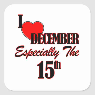 december 15 designs square stickers