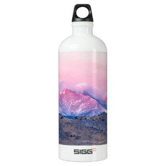 December 16th Twin Peak Sunrise View SIGG Traveler 1.0L Water Bottle