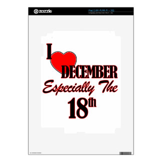 december 18 designs decals for the iPad 2