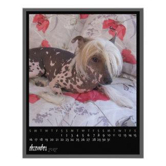 december 2012 calendar flyer