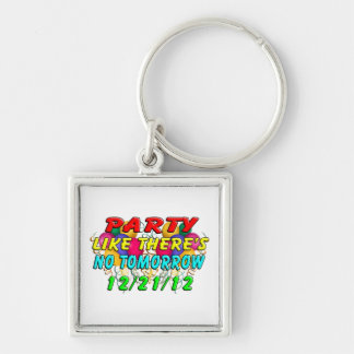 December 21, 2012 - End Of The World Keychain
