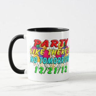 December 21, 2012 - End Of The World Mug