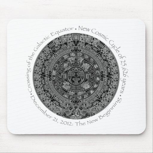 December 21, 2012 Mayan Calendar commemorative Mouse Pad