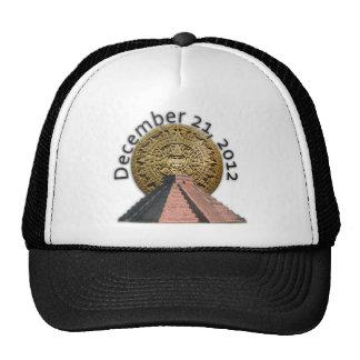 December 21, 2012 Mayan Calendar Mesh Hats