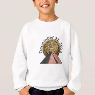 December 21, 2012 Mayan Calendar Sweatshirt