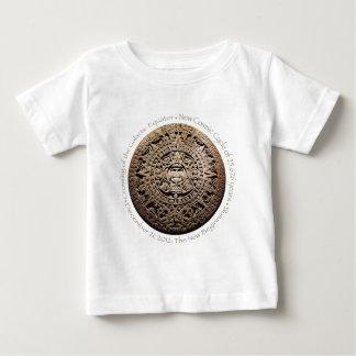 December 21, 2012 Mayan commemorative memorabilia Baby T-Shirt