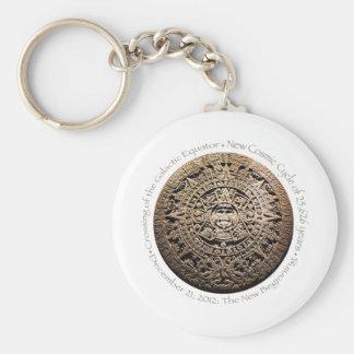 December 21, 2012 Mayan commemorative memorabilia Keychain