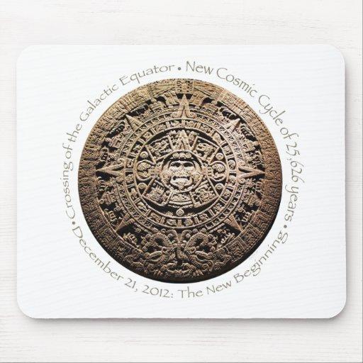 December 21, 2012 Mayan commemorative memorabilia Mouse Pad