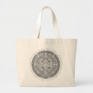DECEMBER 21, 2012: The New Beginning commemorative Large Tote Bag