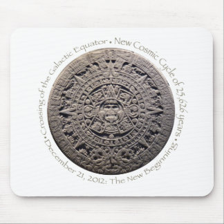 DECEMBER 21, 2012: The New Beginning commemorative Mouse Pad