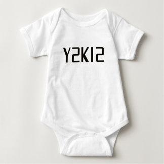December 21, 2012 Y2K12 Baby Bodysuit