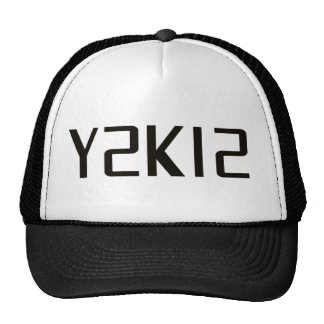 December 21, 2012 Y2K12 Trucker Hat