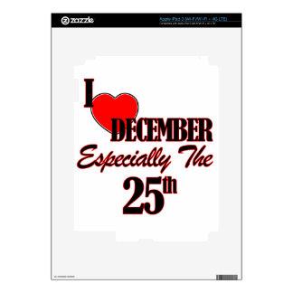 december 25 designs iPad 3 skin