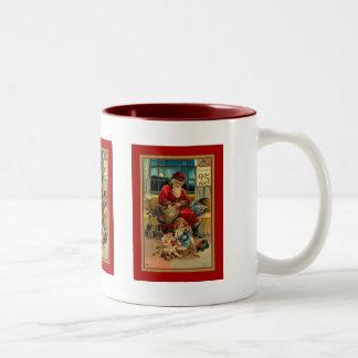 December 25 Two-Tone coffee mug