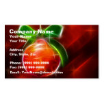 December 25th business card