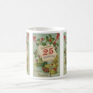 December 25th Christmas Day Coffee Mug