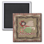 December Angel / Fairy Month Magnet