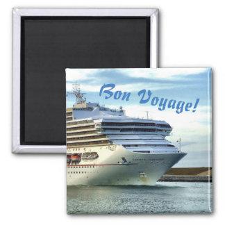 December Bow Bon Voyage Magnet