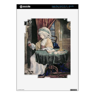 December, c.1790 (w/c on paper) decal for iPad 3