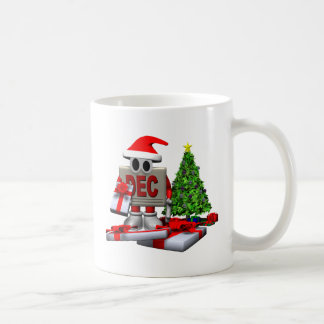December Christmas Holiday Mug