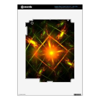December lights iPad 3 skin