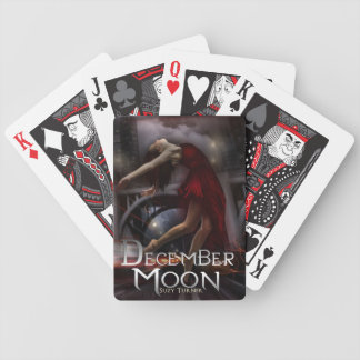 December Moon Playing cards